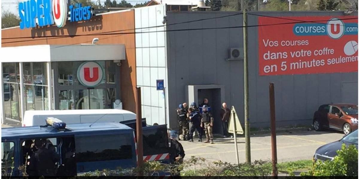 VIDEO. Al menos 2 muertos y 12 heridos tras una toma de rehenes en Francia