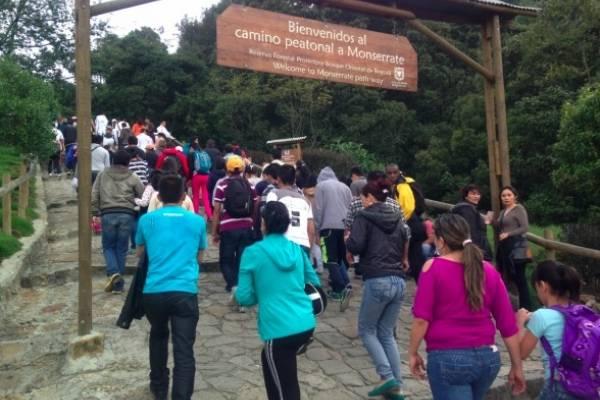 planes para hacer en Semana Santa gratis en Bogotá