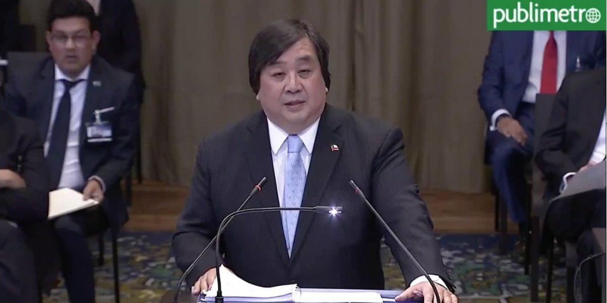 Morales agradece apoyo de Maduro a la causa marítima con Chile