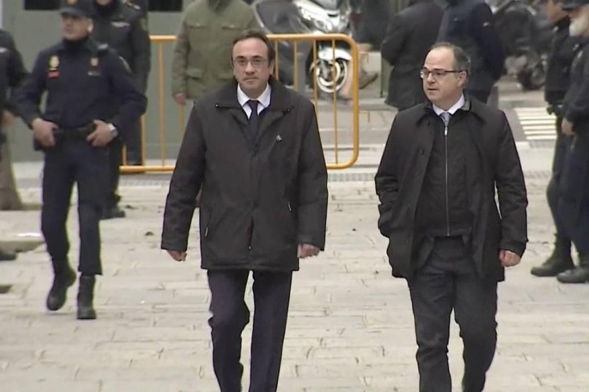 Expresidente Carles Puigdemont es arrestado por la policía alemana