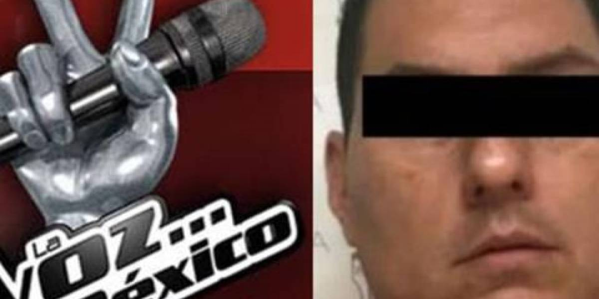 Cae productor musical por presuntamente prostituir a concursante de 'La Voz México'