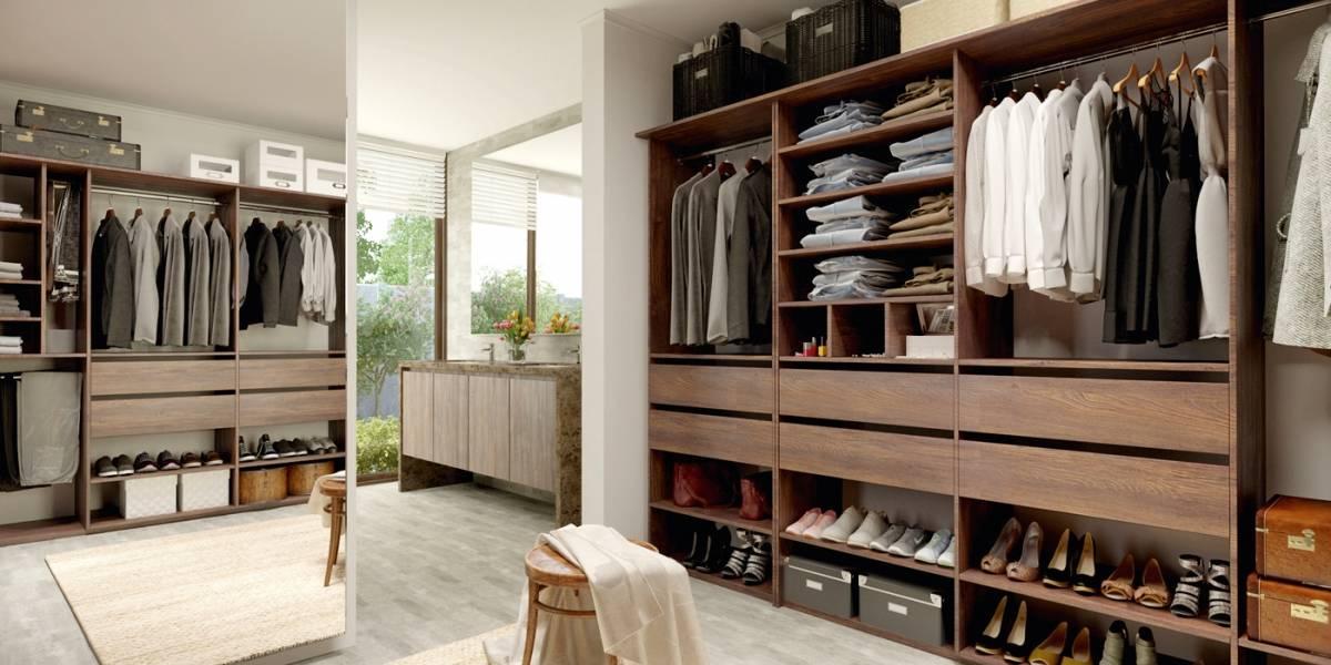 Dressing Room: El anhelado espacio ha llegado