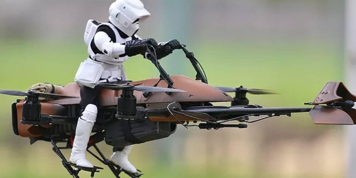 Una sección exclusiva para drones y lo último en tecnología aeroespacial estará presente en el FIDAE 2018