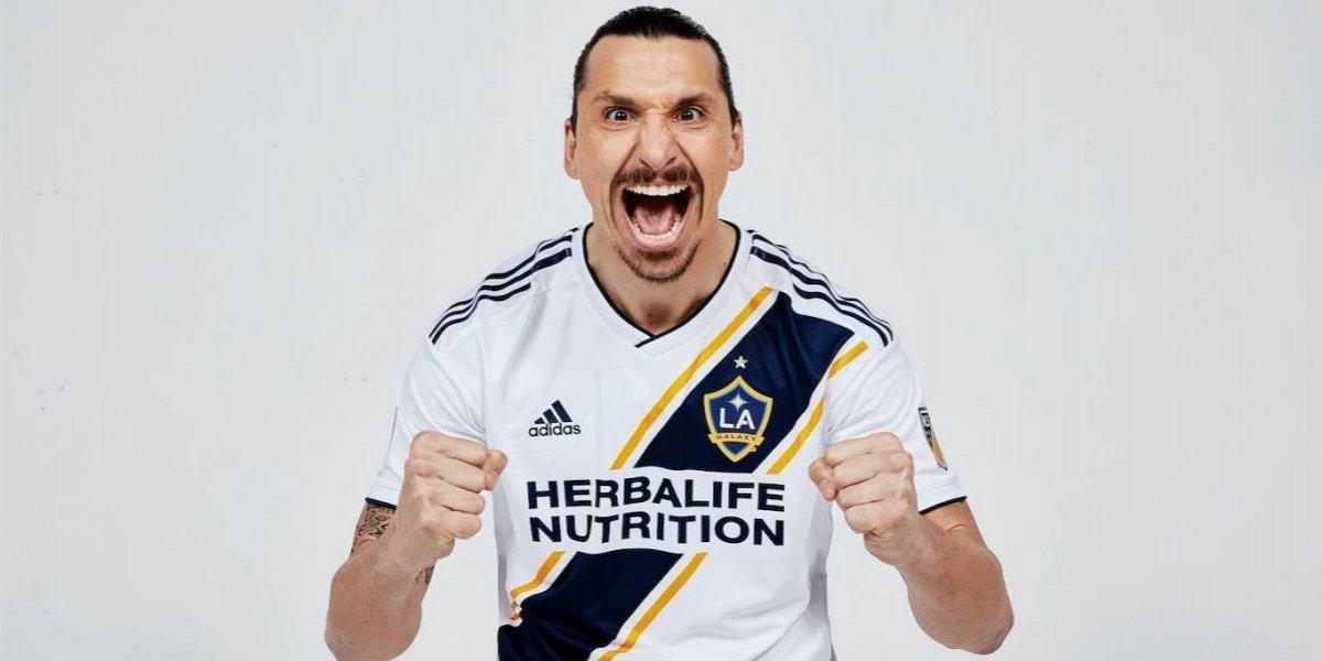 LA Galaxy anuncia debut de Zlatan Ibrahimovic en la MLS
