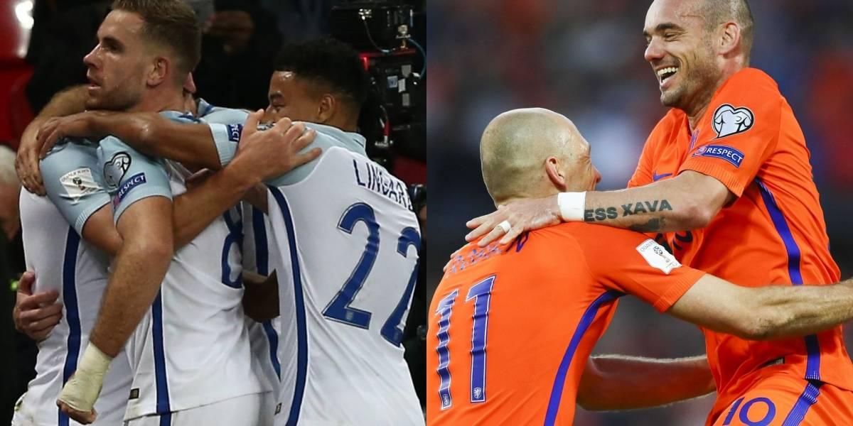 Inglaterra sin Kane mide fuerzas contra la no clasificada Holanda