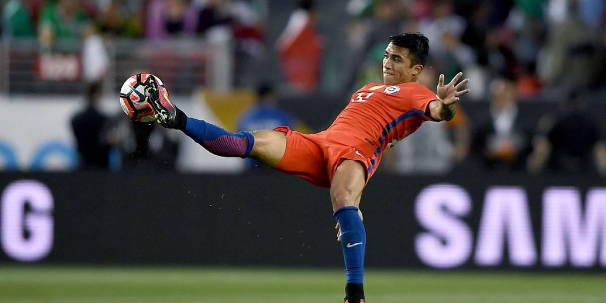 """El raro pedido de Edson Puch: """"Cambiaría el 7-0 contra México por ir al Mundial"""""""
