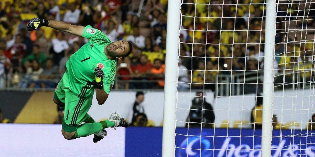 Grave error de David Ospina con Colombia VS Francia