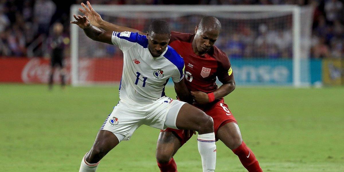 """En Panamá buscan explicaciones para la suplencia de Cooper: """"No quieren decir que no les gusta el jugador"""""""