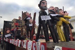 Huelga de Dolores Usac 2018