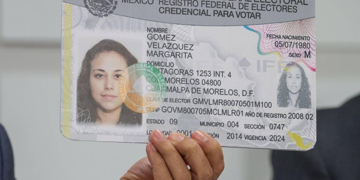 Fotocopias de credencial para votar no son válidas para recabar firmas: TEPJF