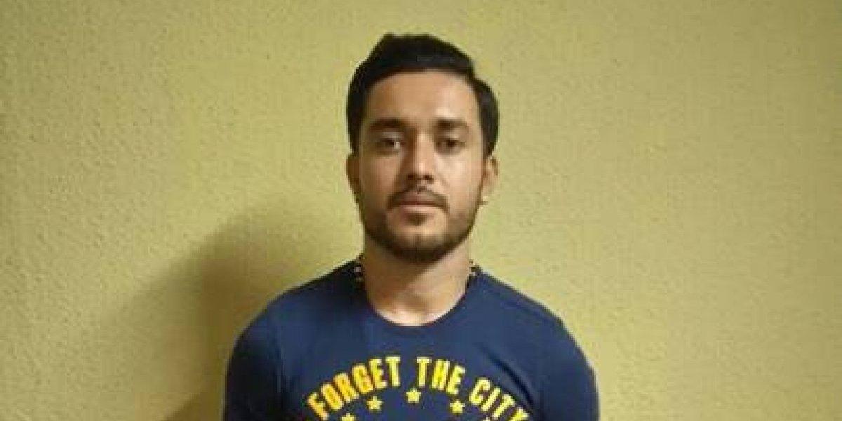 Jugador crema, Kendel Herrarte, queda ligado a proceso por violencia contra la mujer