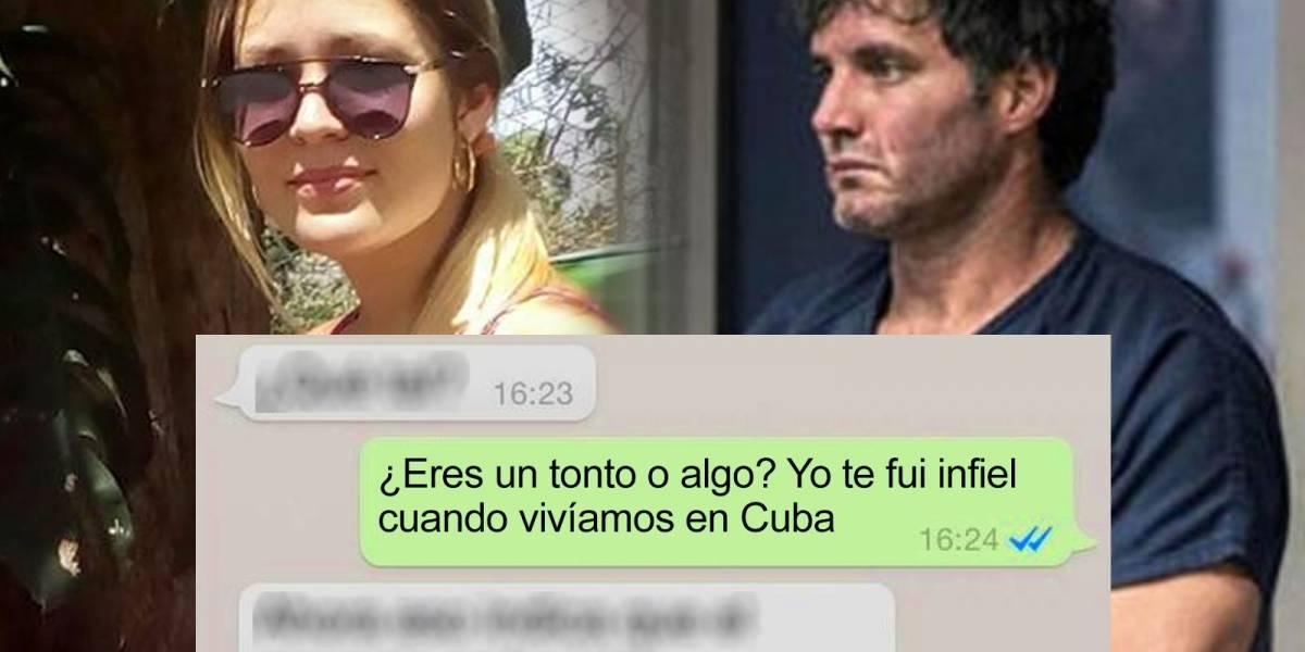 """""""Te fui infiel cuando vivíamos en Cuba"""": el mensaje que costó la vida a una joven"""