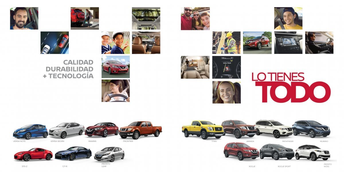 Nissan lanza nueva campaña institucional
