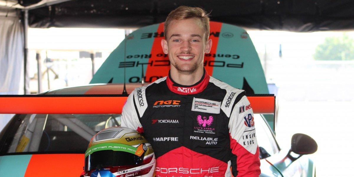 Victorioso piloto boricua en el Porsche GT3 Cup USA Challenge de Yokohama
