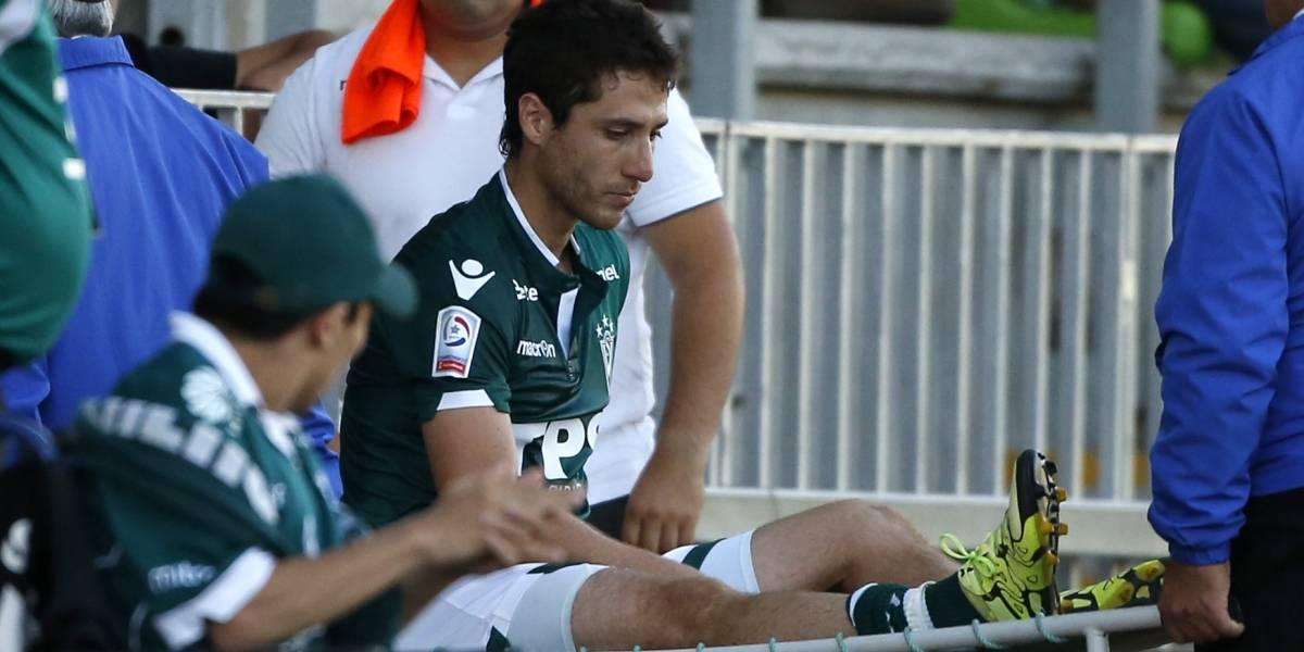 Parra está listo para volver después de dos años y será la principal novedad en el debut de Moisés Villarroel en Wanderers