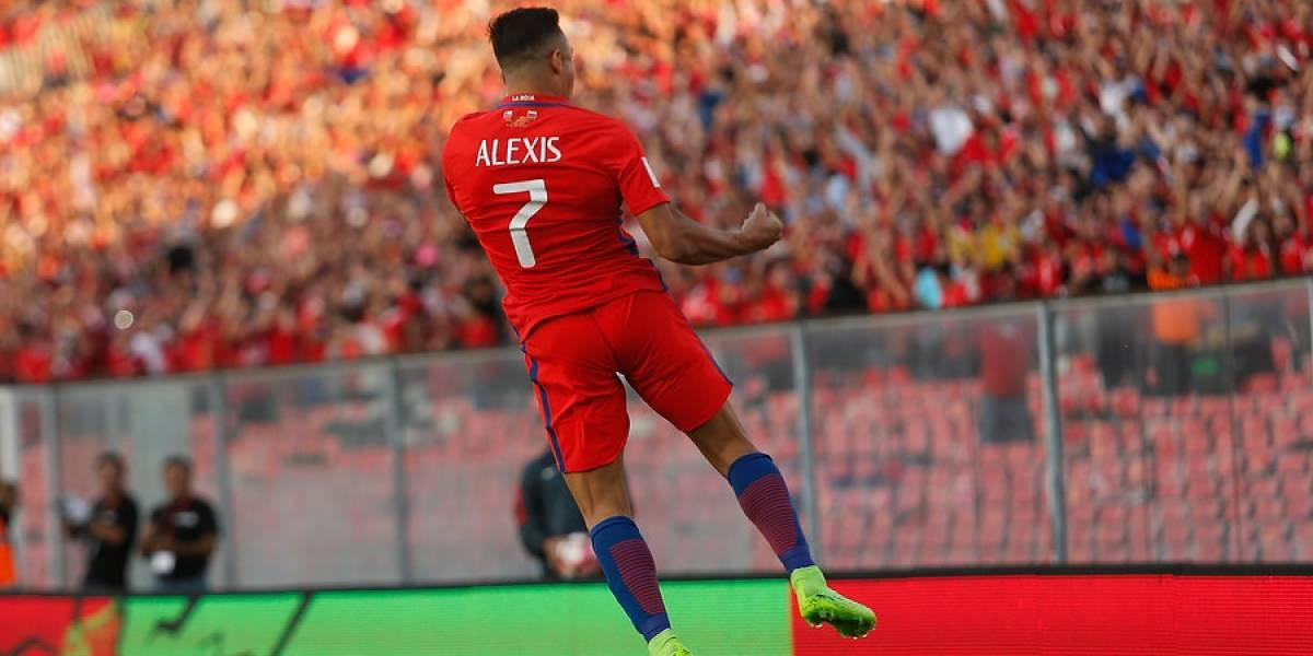 Alexis Sánchez ya es único: es el futbolista con más partidos en la historia de la Roja