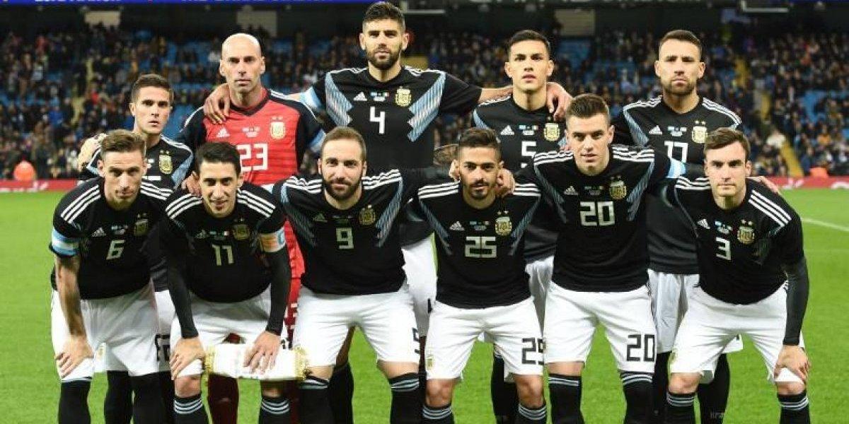 Los 23 jugadores que elegiría Sampaoli para el Mundial
