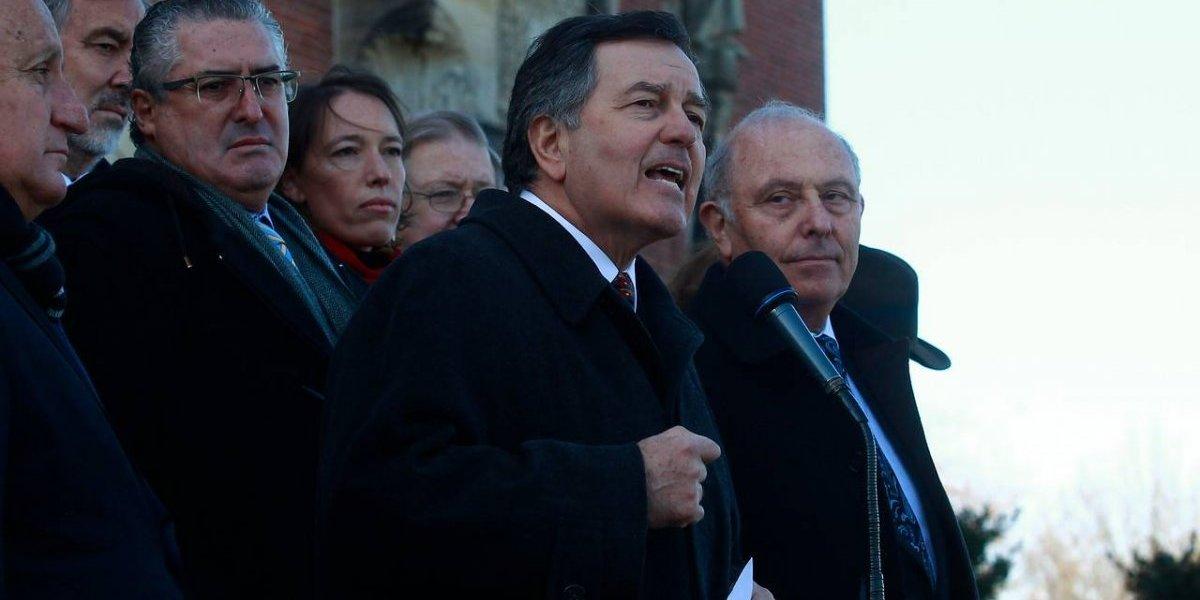"""Canciller chileno sigue en la línea de """"desenmascarar"""" a Bolivia: nos demandan porque su Constitución los obliga"""