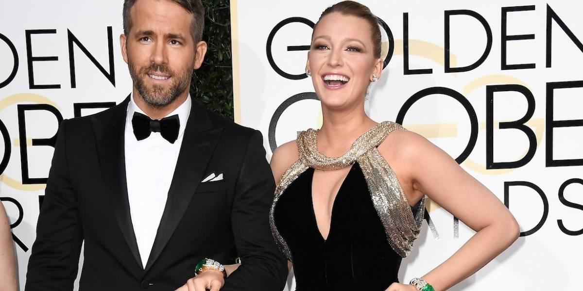 Ryan Reynolds trolla a própria mulher Black Lively no trailer de Deadpool 2