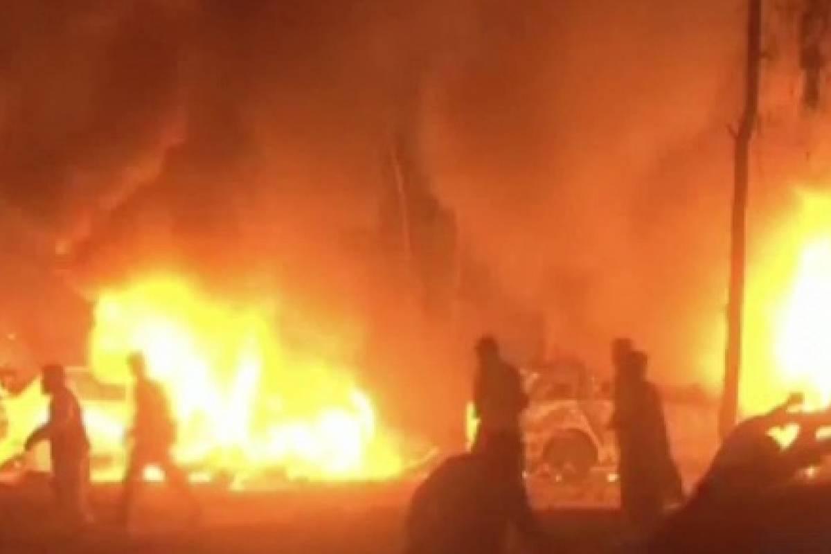 Un muerto y nueve heridos por explosión en Kabul (Afganistán)