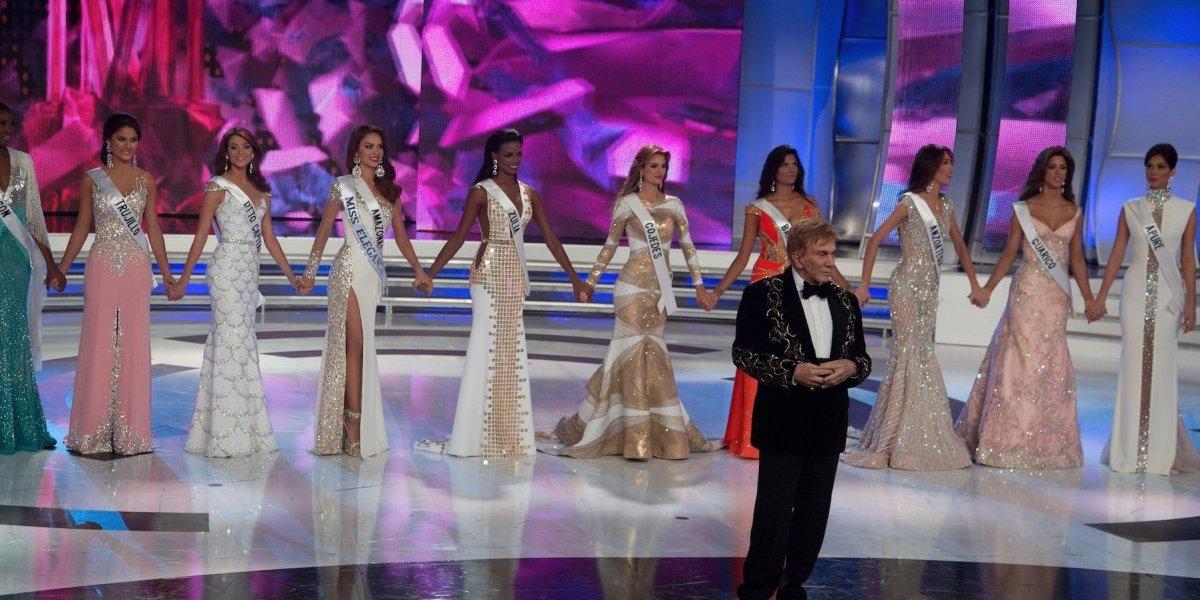 Osmel Sousa dice dejó Miss Venezuela porque minaron su autoridad