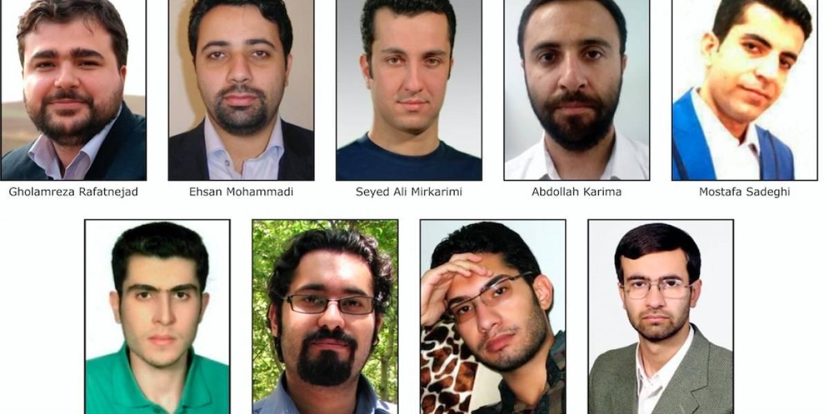 EEUU acusa a 9 hackers iraníes