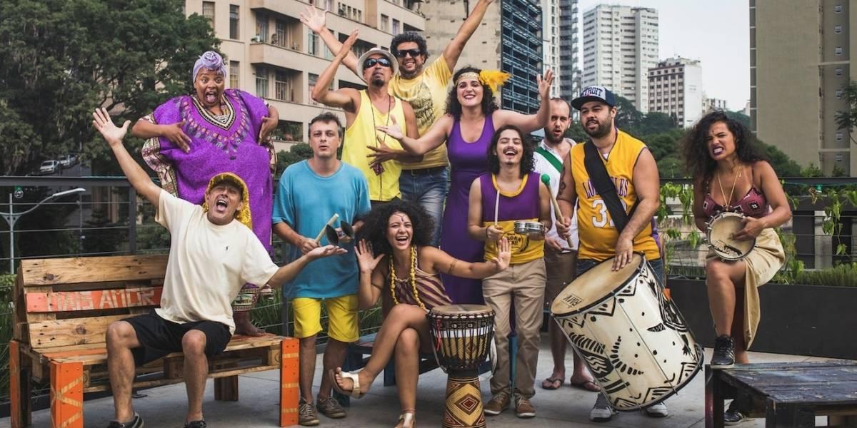 Neste sábado tem carnaval fora de época gratuito no Tendal da Lapa