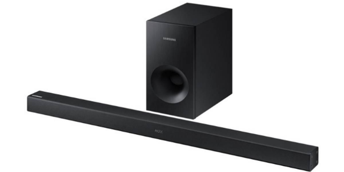 Soundbars são opções compactas para quem quer som de qualidade na TV