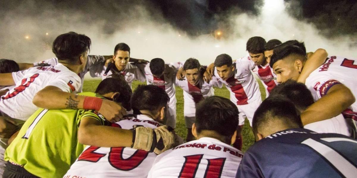 """Tricolor de Paine vuelve para matar el mote del 'equipo más malo de Chile': """"Todas las burlas hay que usarlas como herramienta"""""""