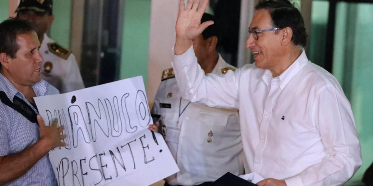 ¡ATENCIÓN! Destituyen al presidente de Perú, Martín Vizcarra, por corrupción