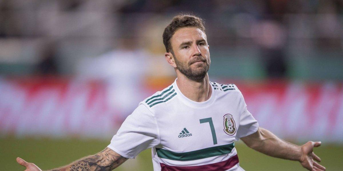 México golea frente a Islandia en partido amistoso
