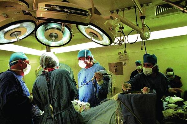 Donación órganos méxico ley
