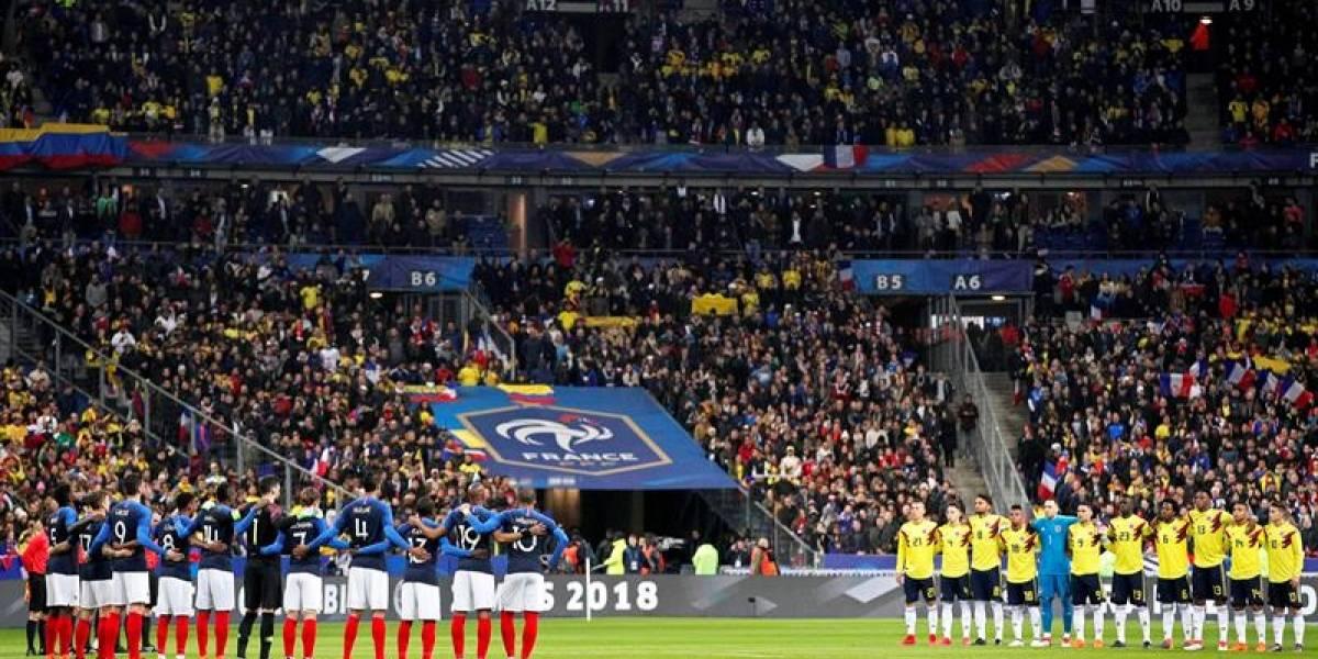 Colombianos llenan el Instagram de Samuel Umtiti con insultos tras el Colombia vs Francia
