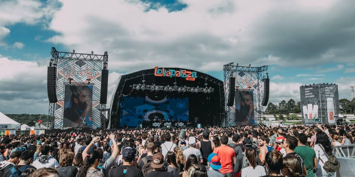 Lollapalooza 2018: palcos Onix e Axe estão mais próximos e isso facilita a vida