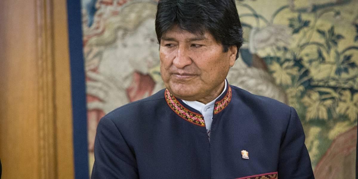 """""""Chile quiere amedrentar al mundo entero tratando de tergiversar nuestra demanda"""": el duro mensaje de Evo Morales antes de regresar a La Haya"""