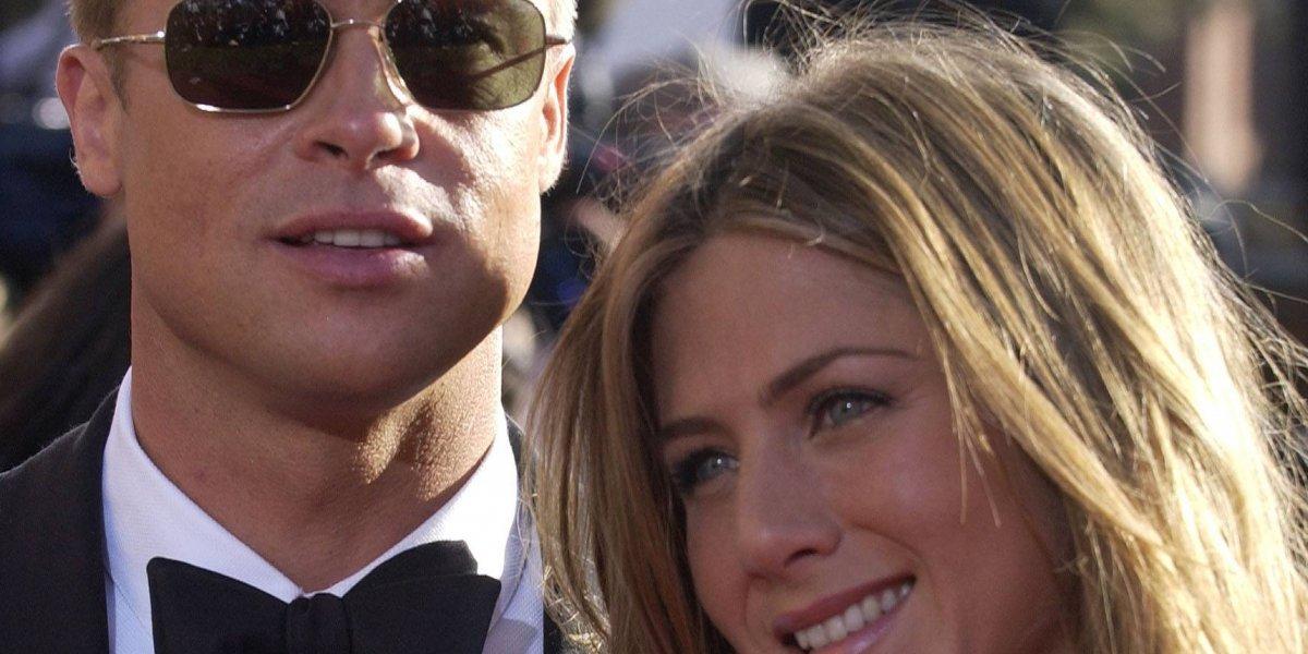 ¿Volvieron Brad Pitt y Jennifer Aniston?
