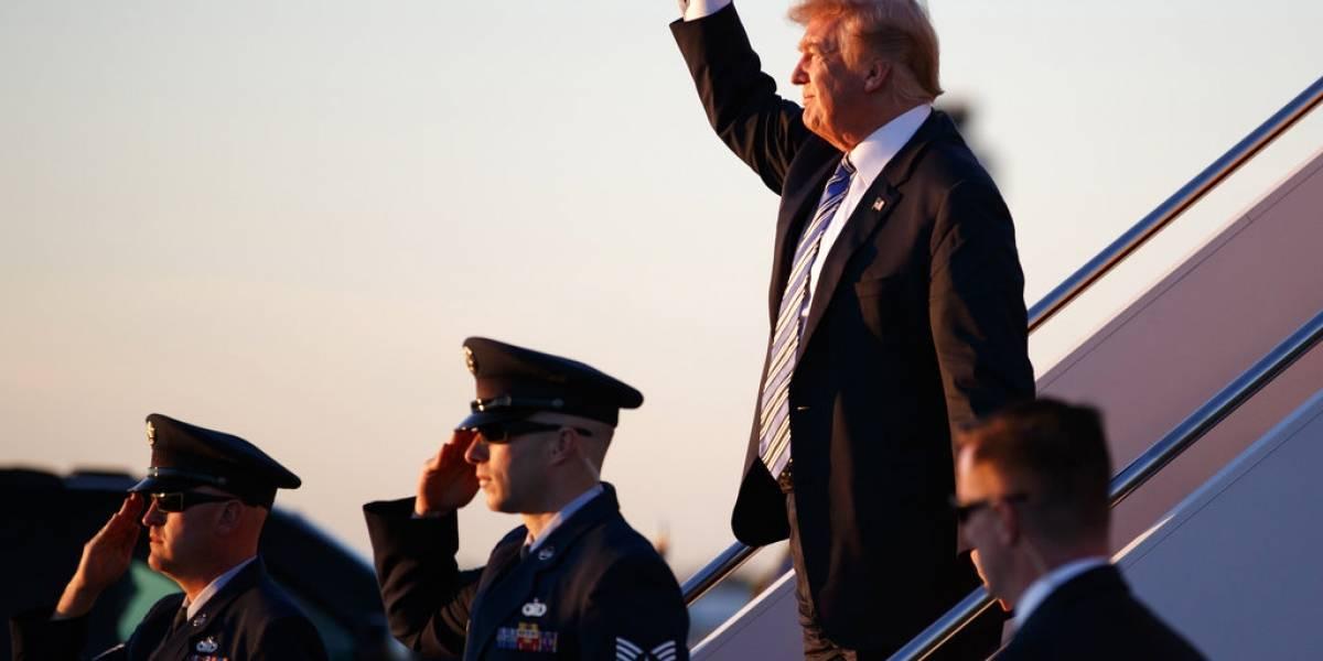 Un nuevo retroceso: orden de Trump vetará a casi todos los soldados transgénero