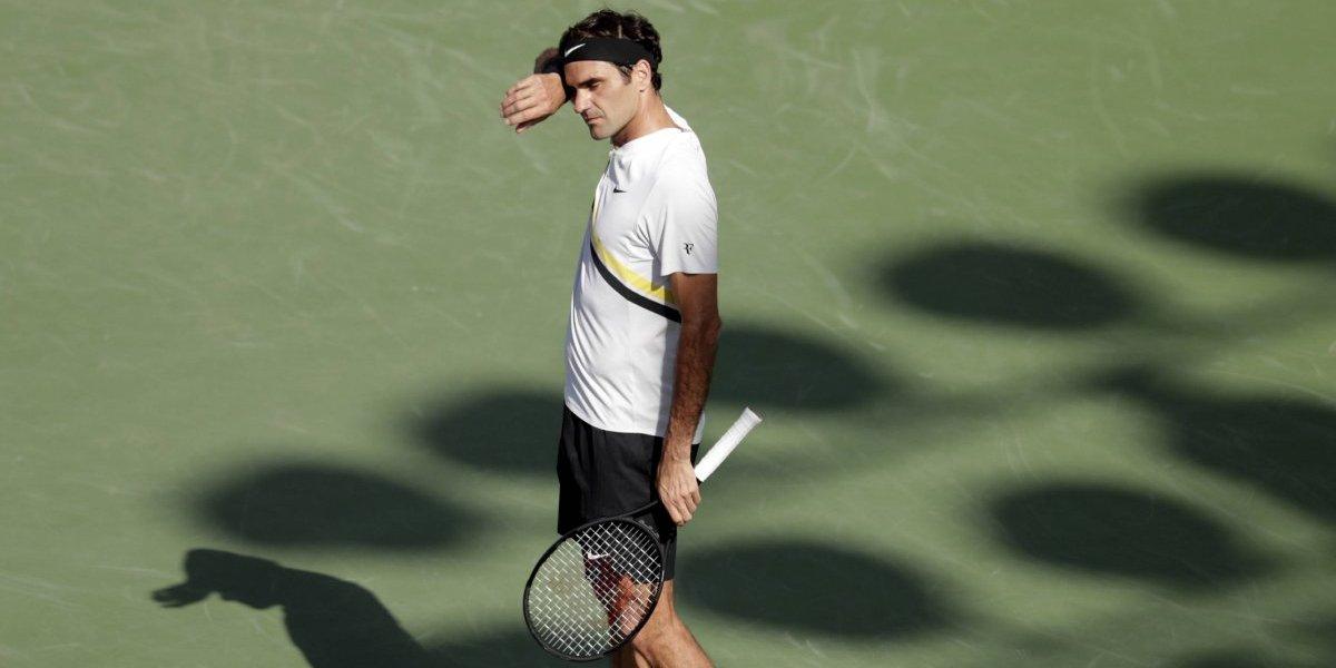 Golpazo en Miami: Federer perdió en su debut y cederá el número uno a Nadal