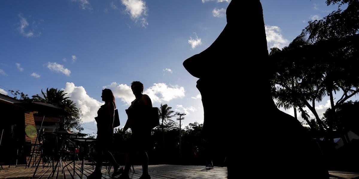 Isla de Pascua: Visitantes solo podrán permanecer por un máximo 30 días en ella