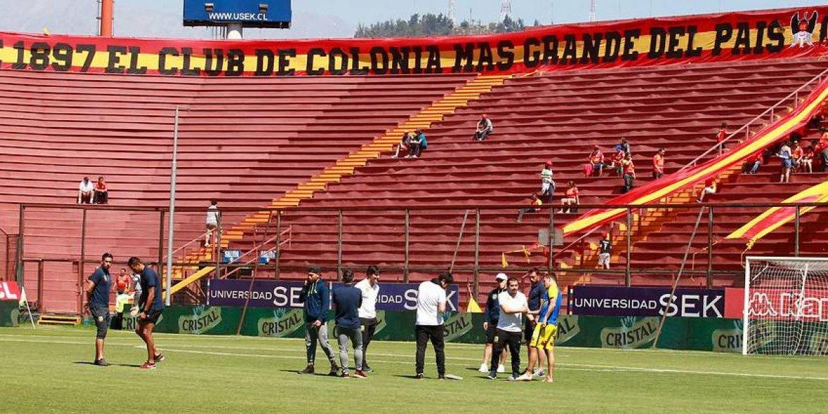 Unión Española canceló proyecto inmobiliario del estadio Santa Laura