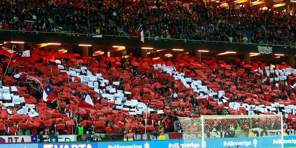La Marea Roja se tomó Estocolmo y Chile fue local en Suecia