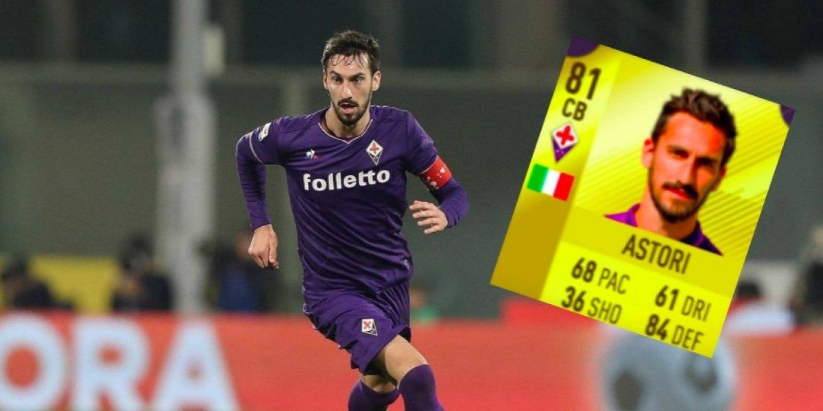 EA Sports mantendrá a Davide Astori en el FIFA 18