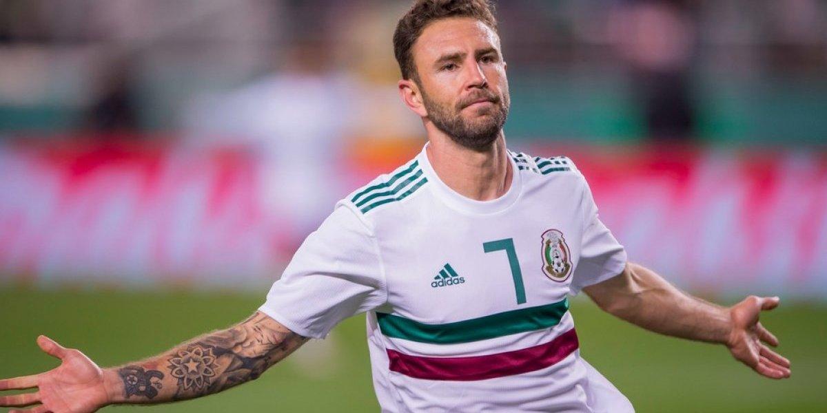 México, única selección del grupo mundialista que consiguió el triunfo