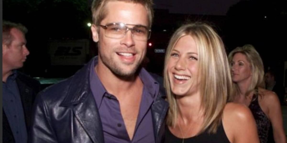 ¿Aniston y Pitt regresaron? Esto descubrieron los usuarios