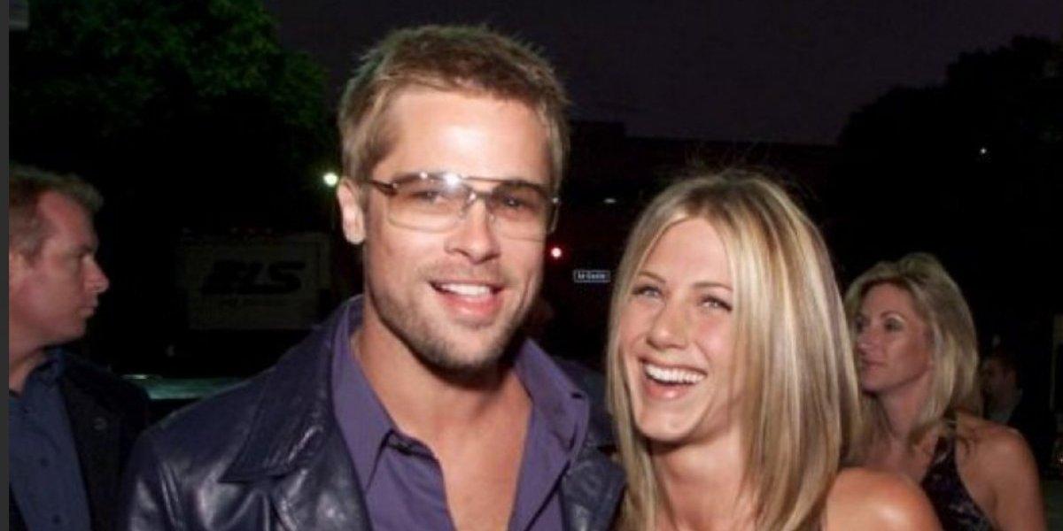 ¿Brad Pitt y Jennifer Aniston disfrutan de unas vacaciones secretas en Italia?