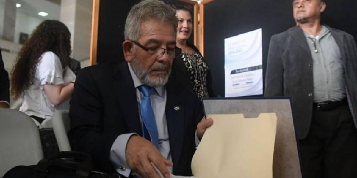 Juez Gálvez asegura que desvanecerá las tachas en su contra para fiscal general