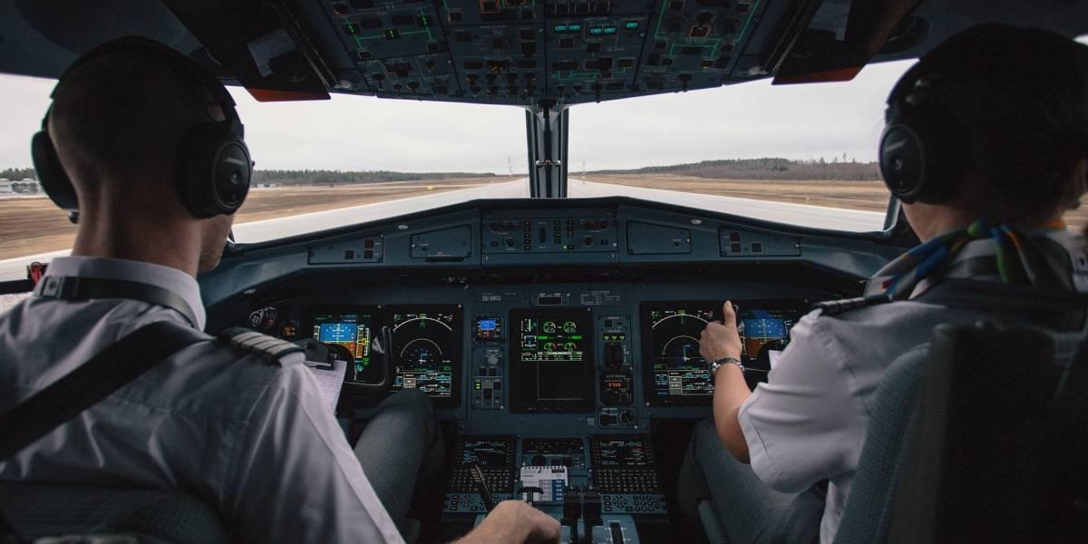 106 pasajeros perdieron un vuelo porque el copiloto estaba borracho