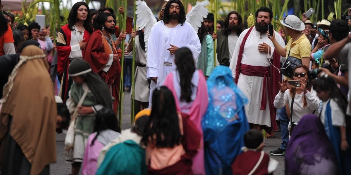 Cerrarán centro de Iztapalapa por actividades del Domingo de Ramos