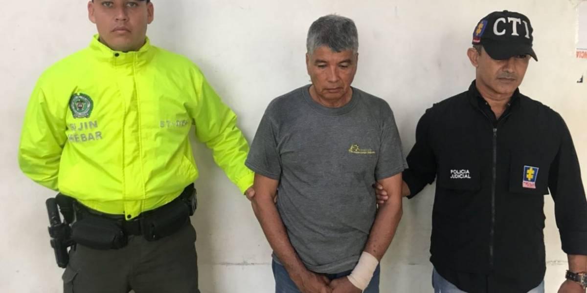 Capturan a pastor que abusaba presuntamente de las hijas de sus feligreses
