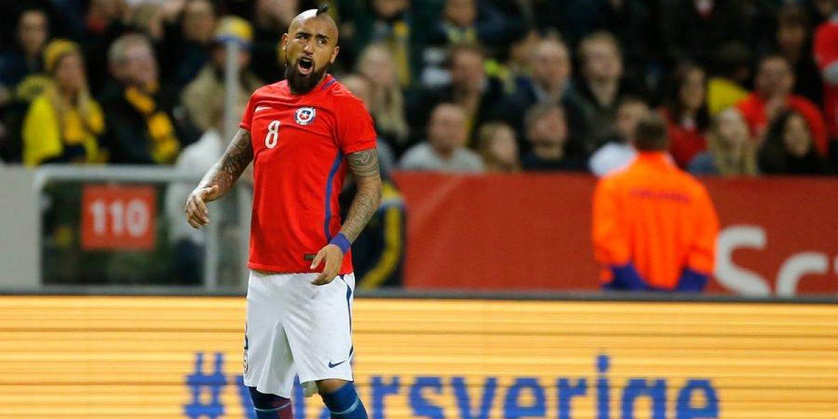 """Vidal no puede olvidar la eliminación del Mundial: """"Siempre está en la cabeza, hay que aprender de los errores"""""""